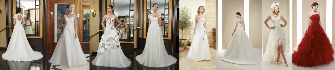 Robes de mariées - Boutique Aquarelle